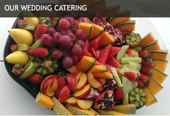 Our Wedding Catering